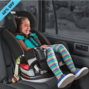 Save 40% OffGRACO Grows4me & Extend2Fit Convertible Car Seat
