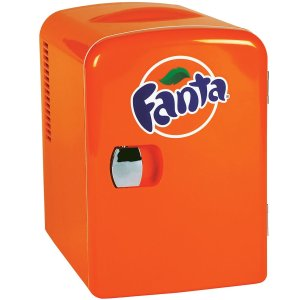 Koolatron芬达冷饮柜  6罐容量