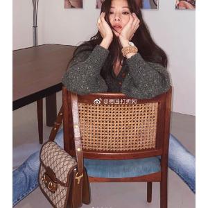 李圣经、孙芸芸同款 现在可以接受预定88折Gucci 1955 Horsebit bag 复古包线上发售全球包邮包税到手