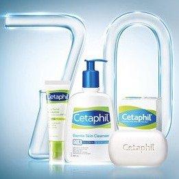 2瓶装温和乳液¥159限时购Cetaphil 丝塔芙 精选护肤品热卖