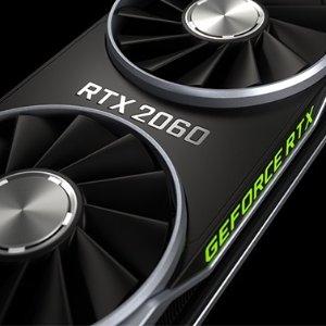 $349 性能直逼1080NVIDIA GeForce RTX 2060公版开卖