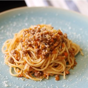 Lazy People Need to LearnRecipe of Spaghetti Bolognese