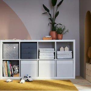 IkeaKALLAX 4格柜