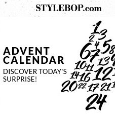 $80 When you spend over $300Stylebop Advent Calendar @ Stylebop