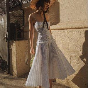 低至5折 夏日美裙$49起Shopbop 小众美裙热卖 做甜美蜜桃女孩
