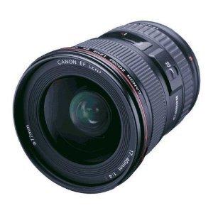 $499 (原价$799)佳能 EF 17-40mm f/4L 超广角变焦镜头