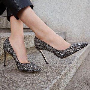 低至5折Jimmy Choo官网 精选女款鞋履、包包等热卖