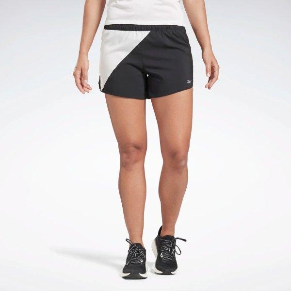 女士跑步短裤