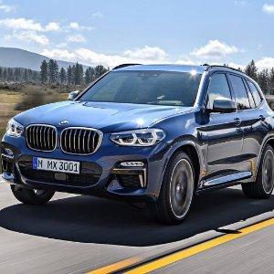 新款也可以有优惠哦2019 BMW X3 运动型SUV