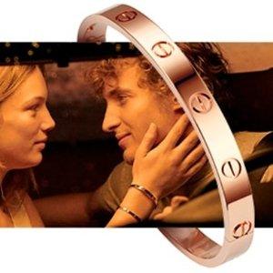 年年涨价 Trinity三色手链£495卡地亚千镑以下首饰 Love系列、Trinity系列都有 经典又保值