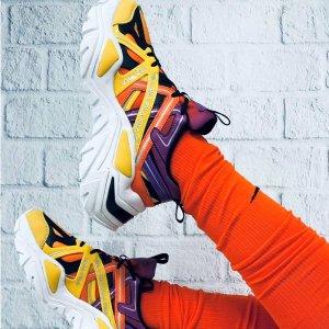 一律6折YCMC官网 FILA潮流运动鞋服促销
