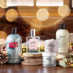 Last Day: 40% off Sitewideor Buy one get one free with selected products @ Philosophy