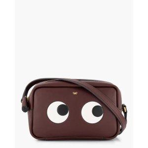 Anya HindmarchMini Eyes Crossbody Bag