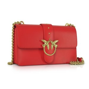 PinkoLeather Love Simply 10 Shoulder Bag