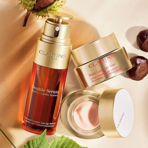 15% OffDealmoon Exclusive: Clarins 520 Beauty Sets Shopping Event