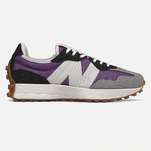 "New Balance需用码""VISA30""宇博同款 327 运动鞋"