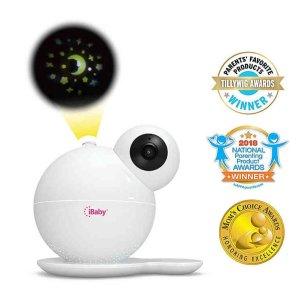 $115.19 (原价$179.95)史低价:iBaby Care M7 超级强大婴儿智能陪护机