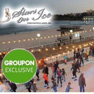 $12(原价$22)在海边滑冰悉尼Bondi Winter Magic 溜冰场入场券