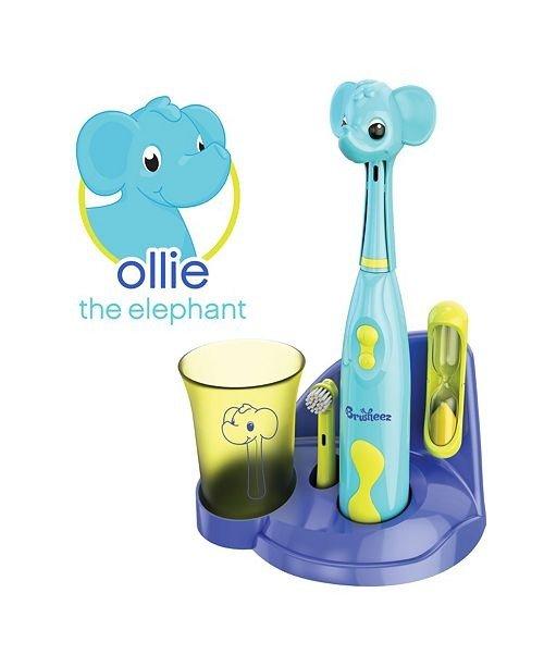 小象造型儿童电动牙刷