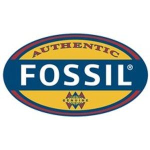 最高立减$75Fossil 全场腕表,美包热卖