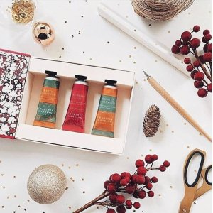 60% Off Winter Sale  @ Crabtree & Evelyn