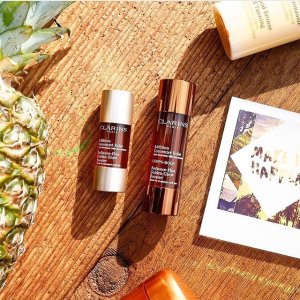 20% Off with Clarins Purchase @Bon-Ton