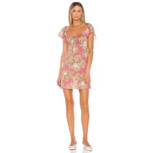 Bonnie Beachside Mini Dress AUGUSTE