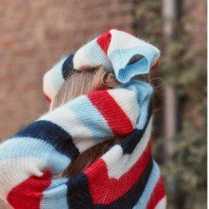 低至5折 封面相似款$17224S 精选大牌毛衣季末大促 收Gnni、Loewe