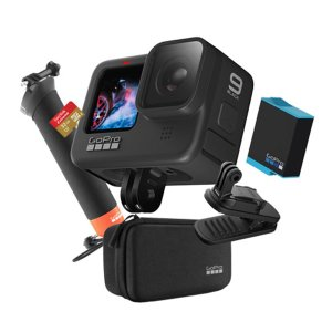 4折起GoPro 运动相机专场 21年新款HERO 9 Black $565