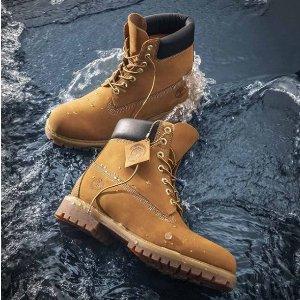 变相6.7折 过冬必备Timberland 精选短靴热卖 收经典大黄靴