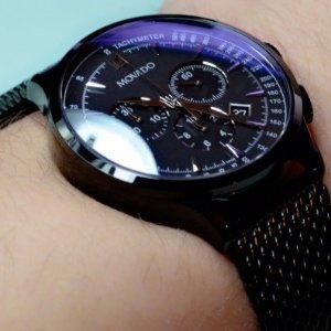 $488 Movado Men's Circa Watch 0606804