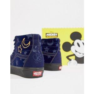 7dce188f0a49 ASOSVans X Disney SK8-Hi magic sneakers at asos.com