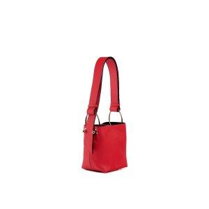 全新款mini尺寸Lana Nano水桶包红色