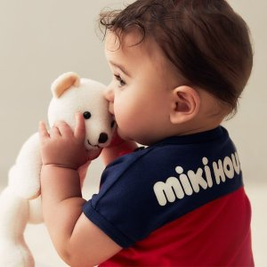 Up to $45 shipping discount on $150Rakuten Global Miki House Kids Clothing Sale
