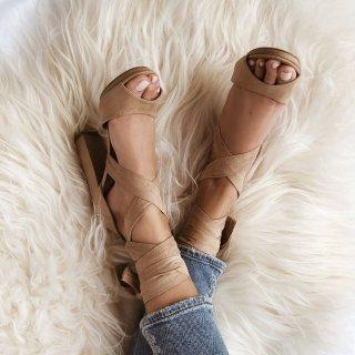 度假美鞋低至$10起Lulu's 精选仙气十足美鞋 度假必备