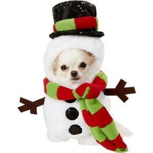 Rubie's Costume CompanySnowman Dog Costume, Small - Chewy.com