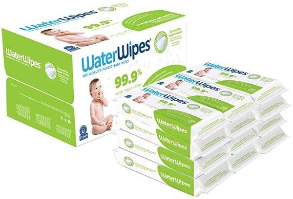 敏感肌肤用宝宝湿巾 12包,720片