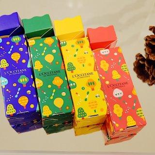 众测 | 🧨新年到,欧舒丹L'Occitane给你送糖啦 !