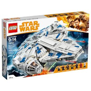 Lego神速千年隼 75212