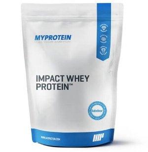 6.3折 欧洲销量第一品牌双11独家:MyProtein 全场大促,入手各种蛋白粉、健身用品