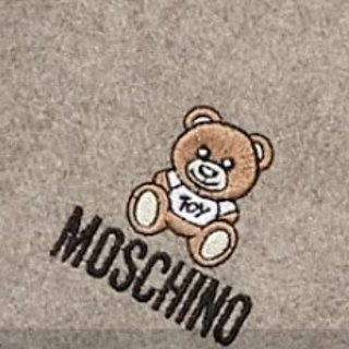Up to 60% OffCentury 21 MOSCHINO Wool Scarf