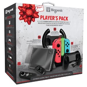 BiogenikNintendo Switch节日礼盒套装