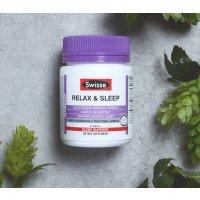 Swisse放松和睡眠片 60粒