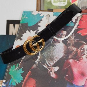 双G腰带£130 格纹渔夫帽£120Mytheresa 童包、配饰专区上新 Gucci、Burberry、Fendi 与众不同最时尚