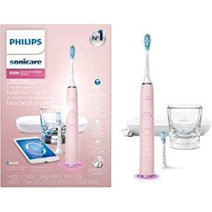 Philips钻石系列HX9902/65, 电动牙刷 粉色