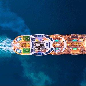 最受欢迎的十艘邮轮大盘点(下)度假特辑 - 热门邮轮全解析