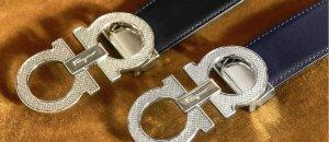 Men's Designer Belts | Salvatore Ferragamo US