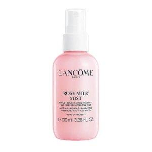 Lancome15% off with $49+ROSE MILK MIST