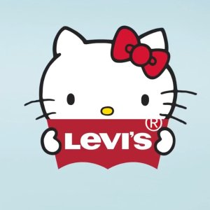 $25 Get T-ShirtNew Arrivals: LEVI'S X HELLO KITTY Collection