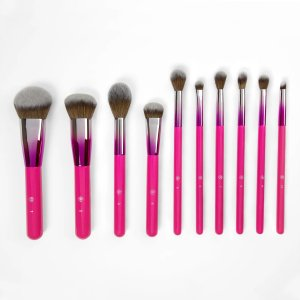 BH CosmeticsMidnight Festival Brush Set 10件刷子